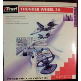THUNDER WHEEL 3D + SCHEDA SOUND