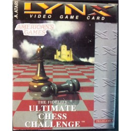 ULTIMATE CHESS CHALLENGE