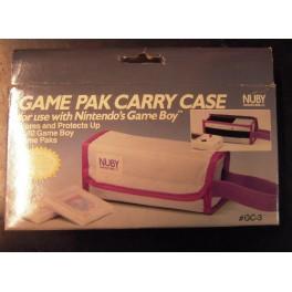 GAME PAK CARRY CASE