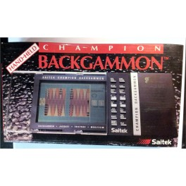 CHAMPION BACKGAMMON