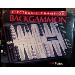 CHAMPION BACKGAMMON