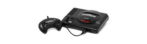 Sega Megadrive - Mega CD - Saturn
